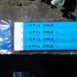 Pulseras U.P.I.L. Chile